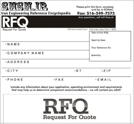 RFQ-Request For Quote